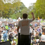 Climate Action Rally Sydney April 2011