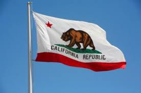 Californian flag