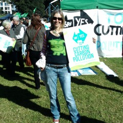 Say Yes Australia Sydney Rally