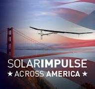 Solar Powered Flight across US
