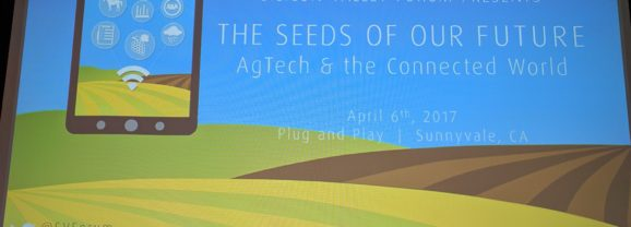 AgTech and The Connected World