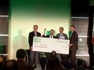 Inovues Wins Grand Prize